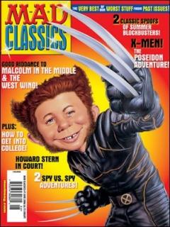 Go to MAD Classics #7 • USA • 1st Edition - New York