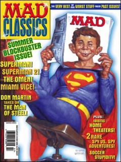 Go to MAD Classics #8 • USA • 1st Edition - New York