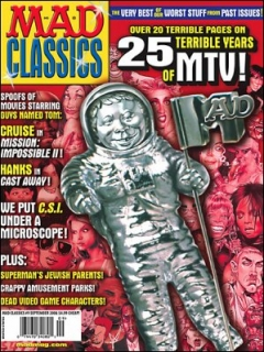 Go to MAD Classics #9 • USA • 1st Edition - New York