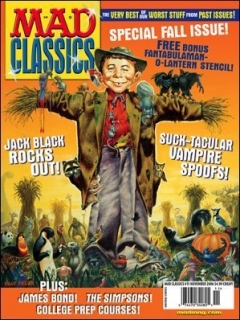 Go to MAD Classics #11 • USA • 1st Edition - New York