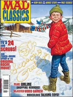 Go to MAD Classics #12 • USA • 1st Edition - New York
