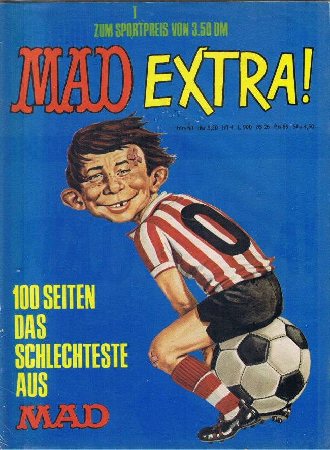 MAD Extra #1 • Germany • 1st Edition - Williams