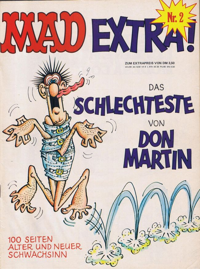 MAD Extra #2 • Germany • 1st Edition - Williams