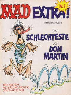 Go to MAD Extra #2 • Germany • 1st Edition - Williams