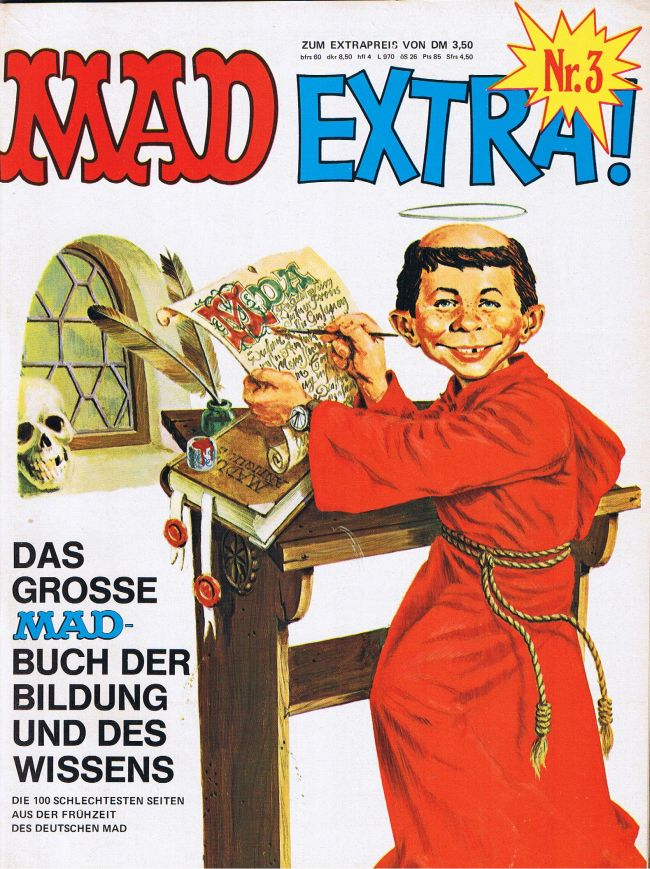 MAD Extra #3 • Germany • 1st Edition - Williams
