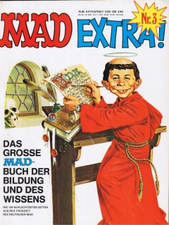 Go to MAD Extra #3 • Germany • 1st Edition - Williams