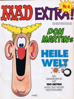 Go to MAD Extra #4 • Germany • 1st Edition - Williams