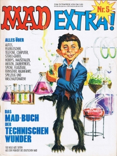 Go to MAD Extra #5 • Germany • 1st Edition - Williams
