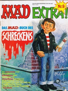 Go to MAD Extra #9 • Germany • 1st Edition - Williams