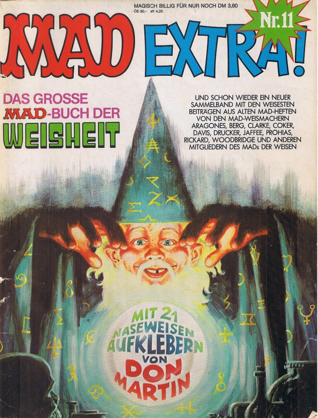 MAD Extra #11 • Germany • 1st Edition - Williams