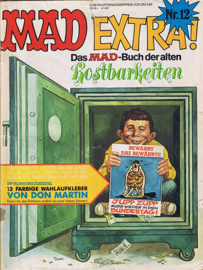 MAD Extra #12 • Germany • 1st Edition - Williams