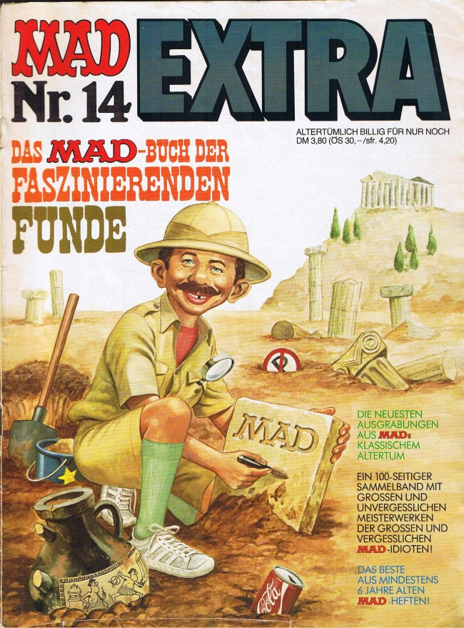 MAD Extra #14 • Germany • 1st Edition - Williams
