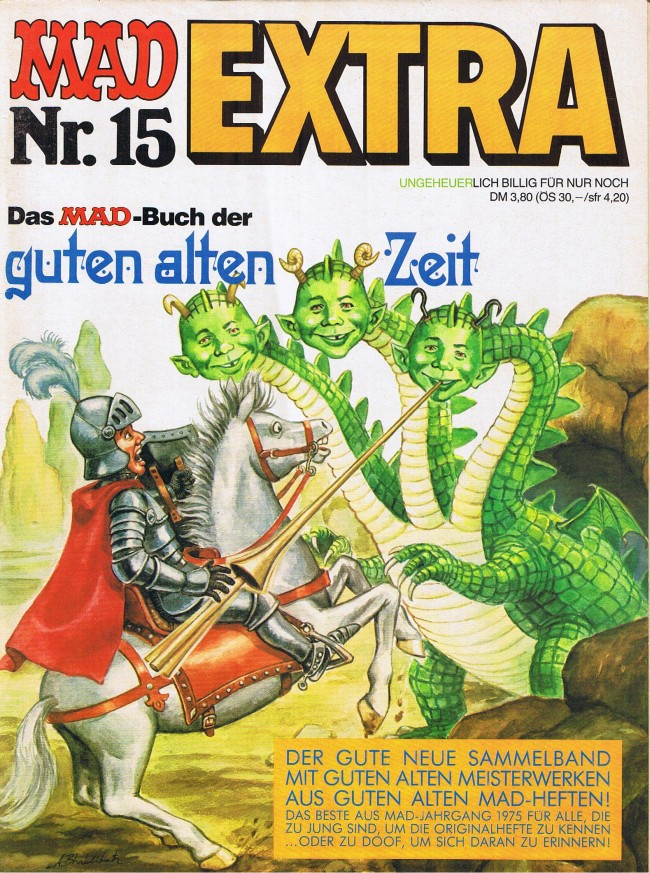 MAD Extra #15 • Germany • 1st Edition - Williams