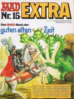 Go to MAD Extra #15 • Germany • 1st Edition - Williams