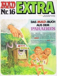 Go to MAD Extra #16 • Germany • 1st Edition - Williams