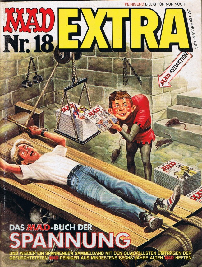 MAD Extra #18 • Germany • 1st Edition - Williams