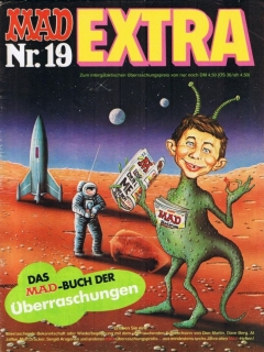 Go to MAD Extra #19 • Germany • 1st Edition - Williams