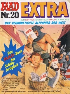 Go to MAD Extra #20 • Germany • 1st Edition - Williams