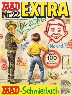 MAD Extra #22 • Germany • 1st Edition - Williams