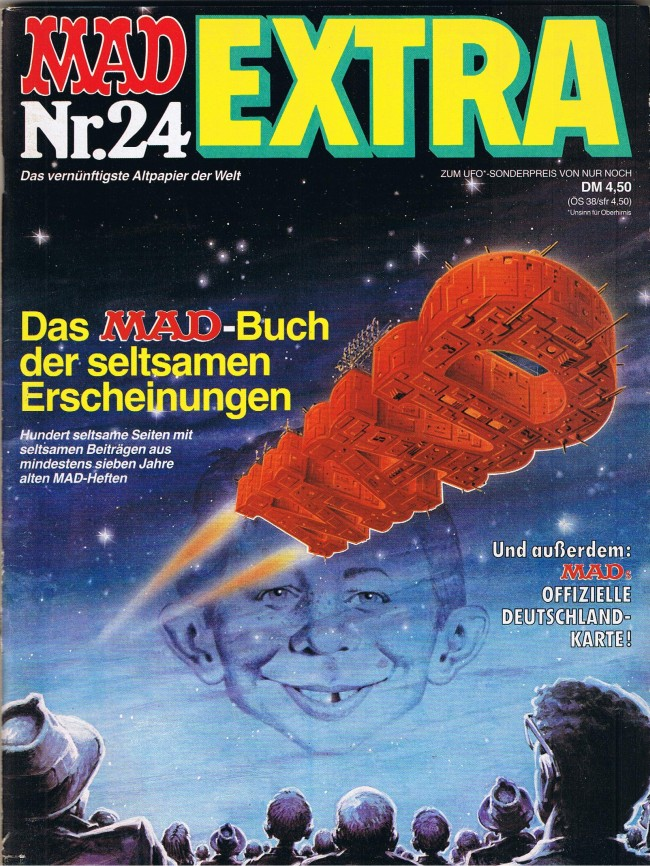 MAD Extra #24 • Germany • 1st Edition - Williams