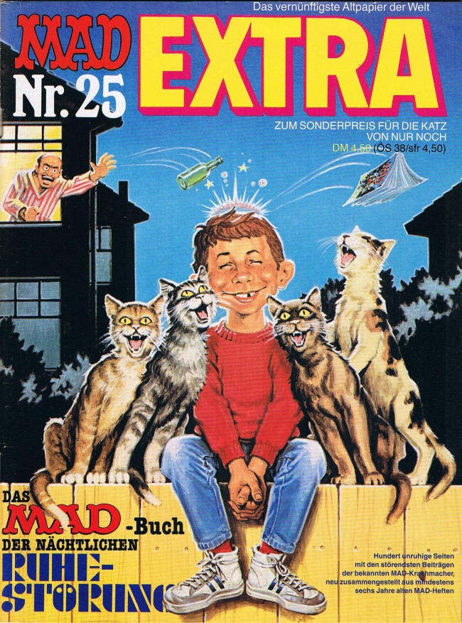 MAD Extra #25 • Germany • 1st Edition - Williams