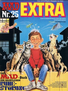 Go to MAD Extra #25 • Germany • 1st Edition - Williams