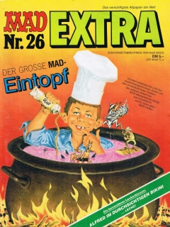 Go to MAD Extra #26 • Germany • 1st Edition - Williams