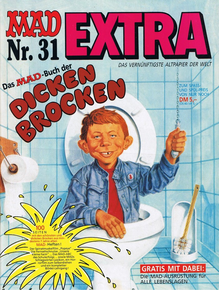 MAD Extra #31 • Germany • 1st Edition - Williams