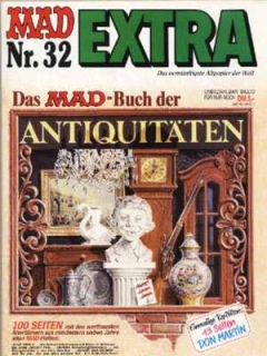 Go to MAD Extra #32 • Germany • 1st Edition - Williams