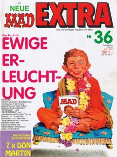 Go to MAD Extra #36 • Germany • 1st Edition - Williams