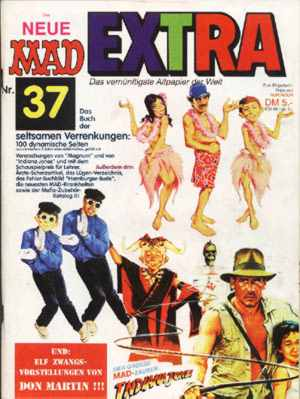 MAD Extra #37 • Germany • 1st Edition - Williams