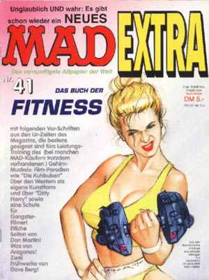 MAD Extra #41 • Germany • 1st Edition - Williams