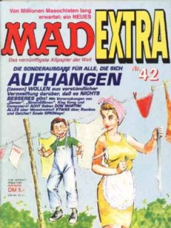 Go to MAD Extra #42 • Germany • 1st Edition - Williams