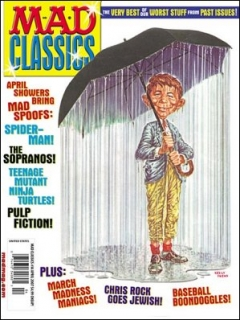 Go to MAD Classics #14 • USA • 1st Edition - New York