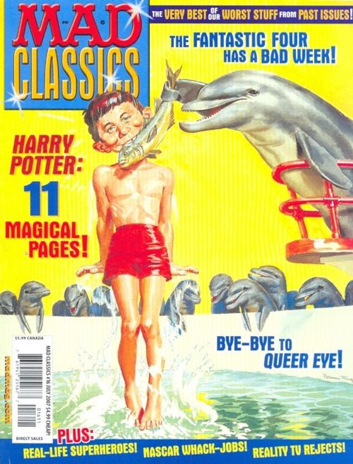 MAD Classics #16 • USA • 1st Edition - New York