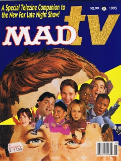Go to MAD TV • USA • 1st Edition - New York