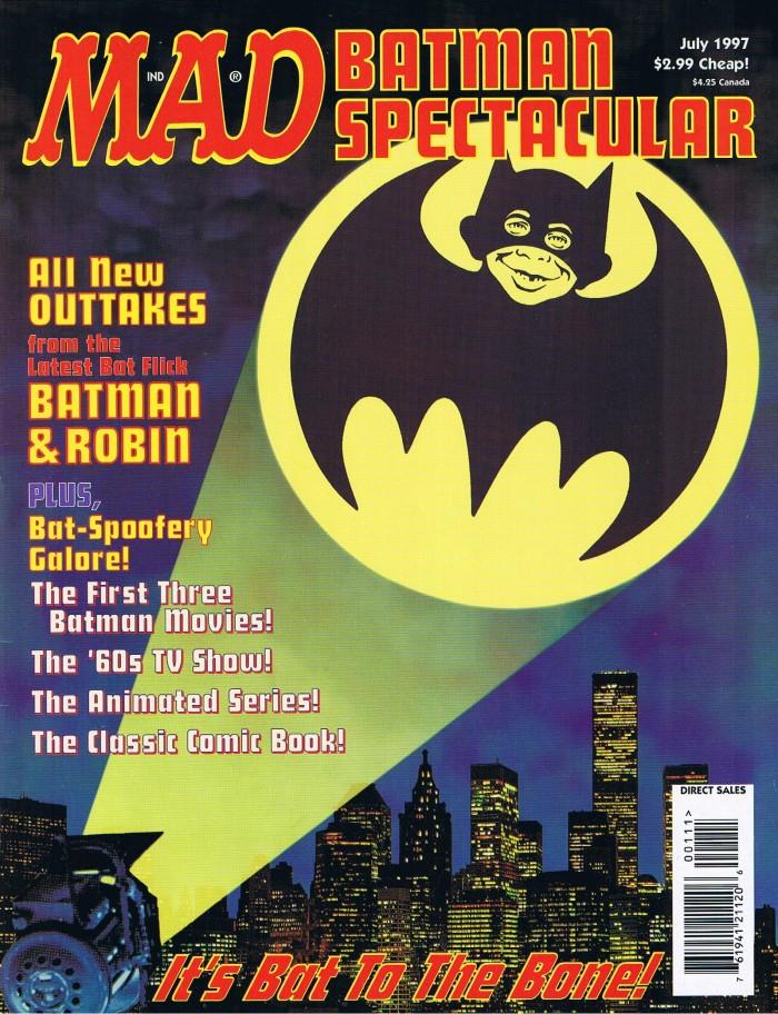 Batman Spectacular • USA • 1st Edition - New York