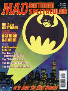 Batman Spectacular • USA • 1st Edition - New York