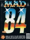 Image of MAD 84 • USA • 1st Edition - New York
