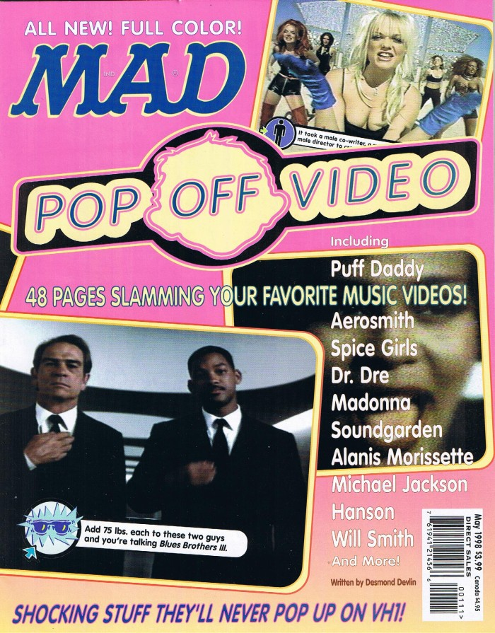 MAD Popoff Special • USA • 1st Edition - New York