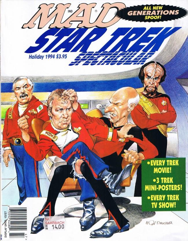 MAD Star Trek Spectacular • USA • 1st Edition - New York