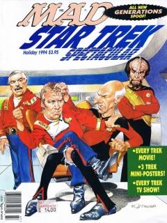 Go to MAD Star Trek Spectacular