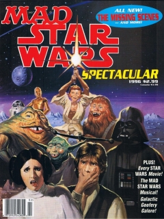 Go to MAD Star Wars Spectacular • USA • 1st Edition - New York