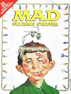 Go to MAD Stocking Stuffer • USA • 1st Edition - New York