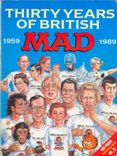 Go to 30 years of british MAD • Great Britain