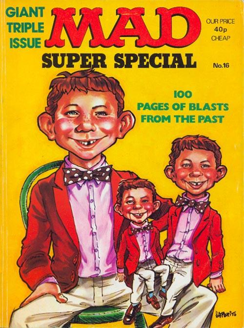 Super Special #16 • Great Britain