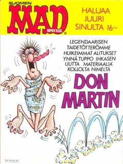 Go to Don Martin Special • Finland • 2nd Edition - Semic