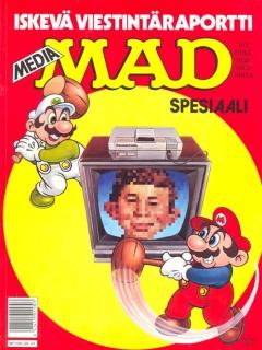 Go to Media MAD Spesiaali • Finland • 2nd Edition - Semic
