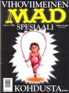 Image of Vihoviimeinen MAD-spesiaali #4
