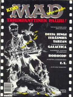 Go to KinoMADin triumfanttinen paluu • Finland • 2nd Edition - Semic
